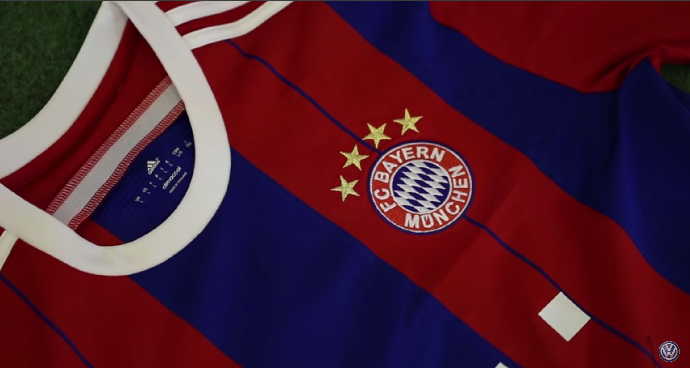 Volkswagen with Bayern Munich